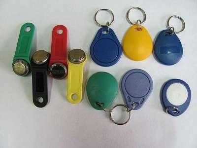 Ключи от домофона с выездом к подъезду