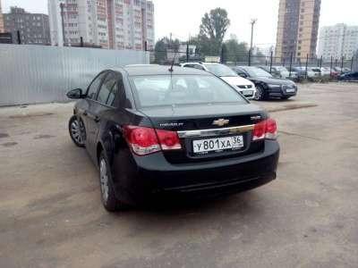 автомобиль Chevrolet Cruze, цена 490 000 руб.,в Воронеже Фото 4