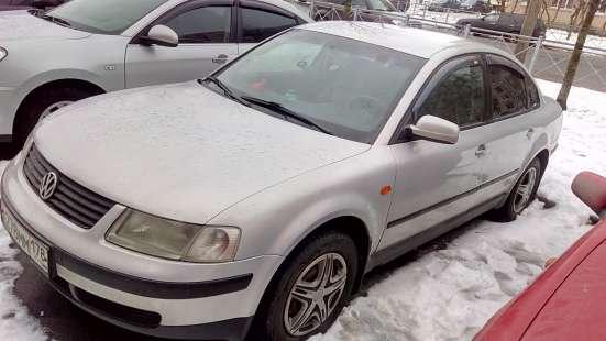 Продажа авто, Volkswagen, Passat, Механика с пробегом 240000 км, в Санкт-Петербурге Фото 5