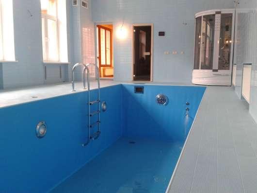 Строительство и реконструкция бассейнов в Екатеринбурге Фото 2