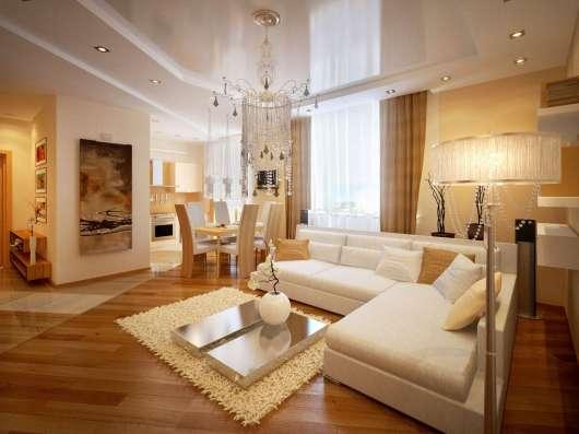 Качественный ремонт квартир в Омске Фото 1