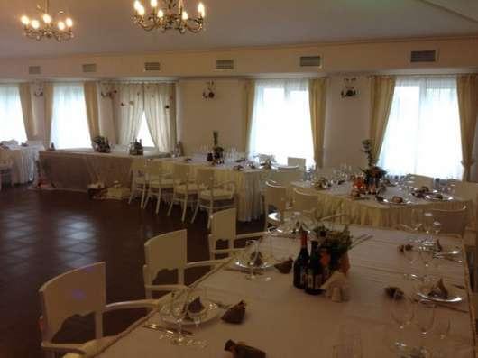 Коттедж для свадьбы в Ропше