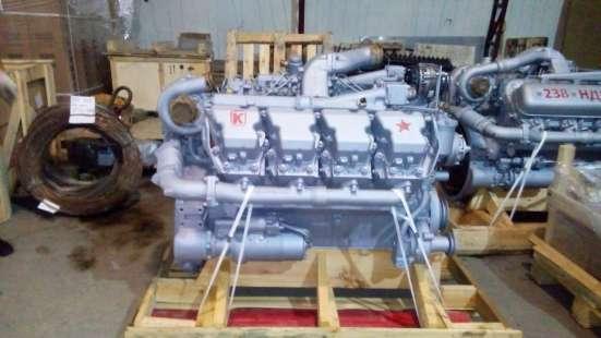 Продам Двигатель ЯМЗ 7511, 400 л/с с хранения в Москве Фото 2