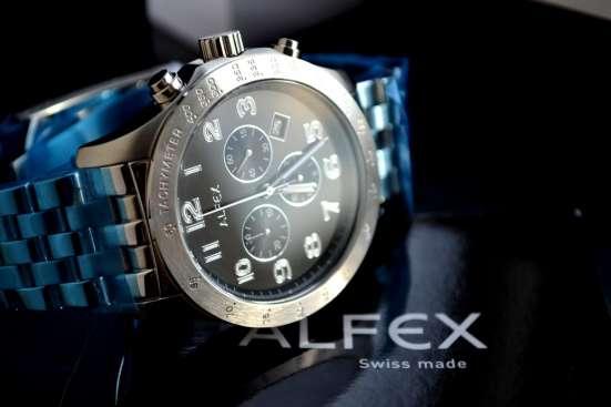 Классический хронограф Alfex, Швейцария