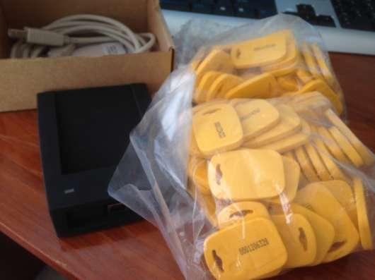 Адаптер компьютерный Z-2 USB + 100 брелков