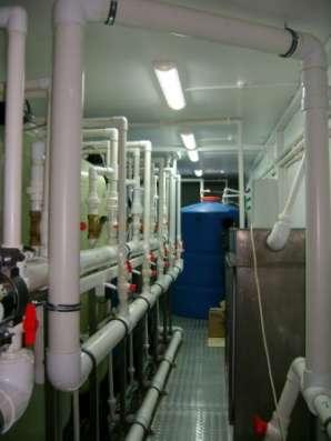 Блочно-модульная станция водоподготовки питьевой воды Сокол. Проектирование. Монтаж в г. Нефтекамск Фото 2