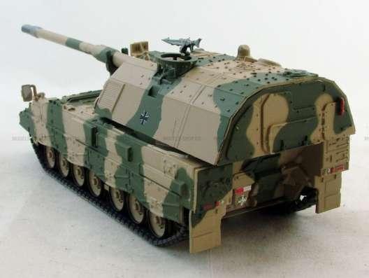 Боевые машины мира №9 Pahzerhaubitze 2000