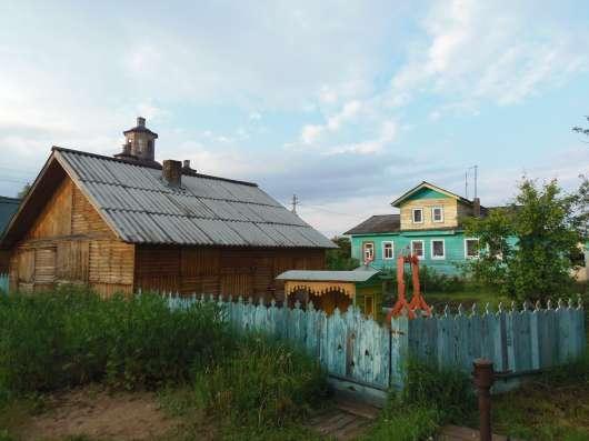 Квартира в Вологодской области Верховажского р. с. Чушевицы