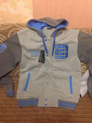 Продам новые куртку бембера на прохладную погоду в г. Ивантеевка Фото 2