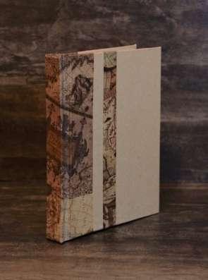 Блокнот ручной работы / SketchBook / Скетчбук