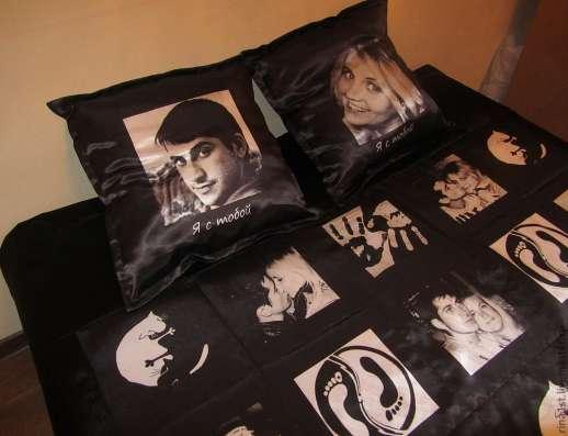 Изготовим декоративные подушки, покрывала, скатерти в г. Харьков Фото 3