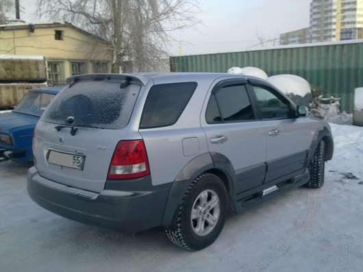 Продажа авто, Kia, Sorento, Автомат с пробегом 220 км, в Омске Фото 1