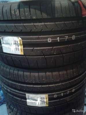 Новые комплекты 215/55 R17 SP Sport Maxx050+ 94Y