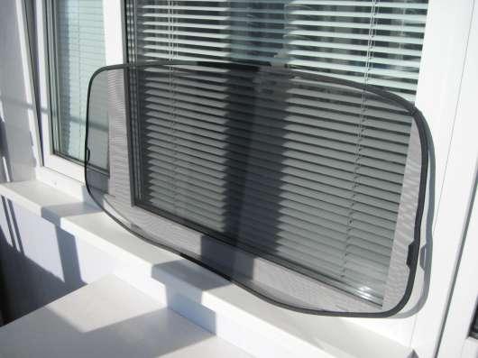 Каркасные шторки для Renault Sandero/Sandero Stepway