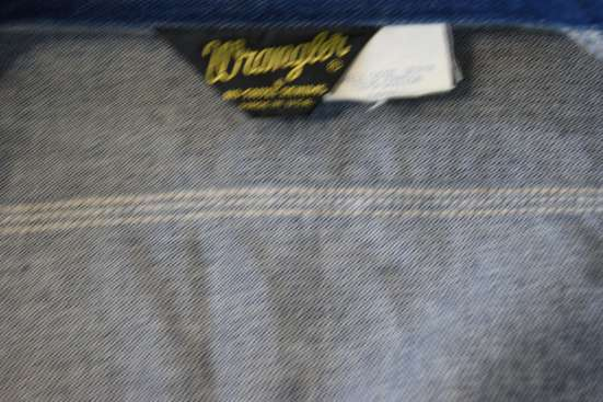 WRANGLER-Куртка. Made In USA