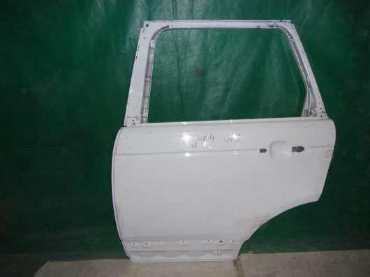Left Range Rover Evoque дверь левая