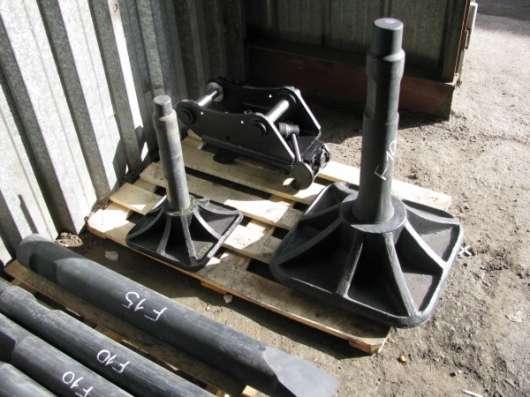Сменный инструмент для гидромолотов, пики клинья трамбовки и другие запчасти