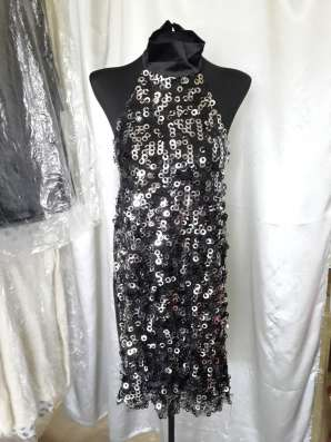 Платье KikiRiki с пайетками
