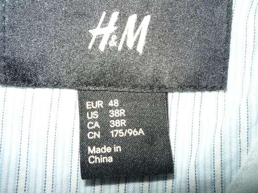 Стильная легкая куртка H&M (M) в Москве Фото 1