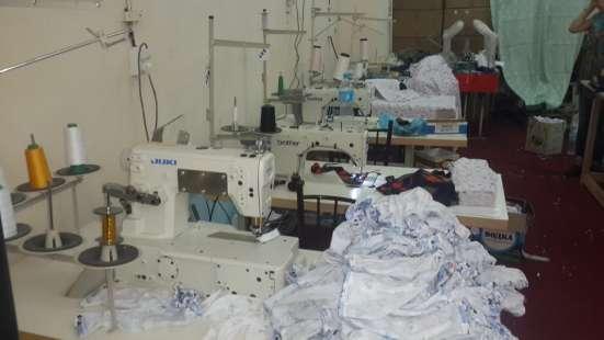 Оборудование по производству носочных изделий