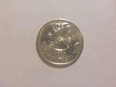 Монета 1 Марка 1984 год Финляндия в Москве Фото 3