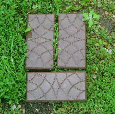 Формы для плитки тротуарной. Доставка форм Кирпич Гладкий в Белгороде Фото 1