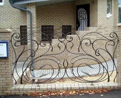 Изготовление решеток, ворот, дверей в г. Самара Фото 1
