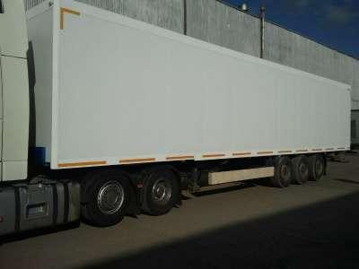 Кузова фургоны изотермические ремонт изготовление в Ставрополе Фото 5