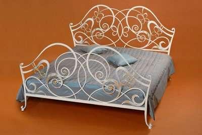 Кованые кровати в г. Белореченск Фото 2