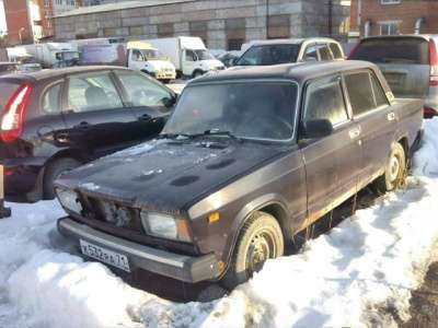 автомобиль ВАЗ 2107, цена 67 000 руб.,в Туле Фото 5