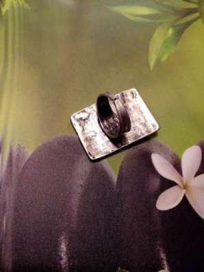 кольцо из состаренного метала в Санкт-Петербурге Фото 3