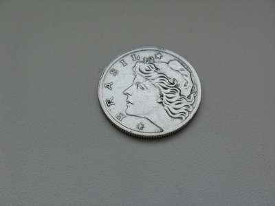 Монета 10 сентаво 1967 год Бразилия в Москве Фото 1