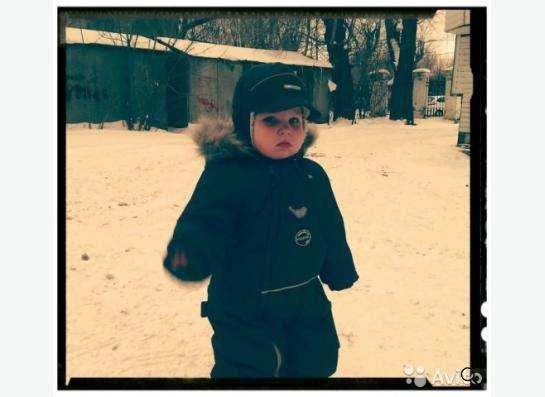 Комбинезон Хуппа зима