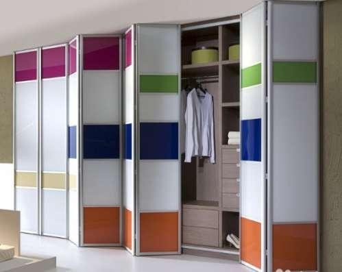 Шкафы - гармошки