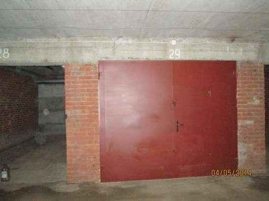 Гараж кирпичный подземный с погребом на ул. Васильева, 4В в Йошкар-Оле Фото 3