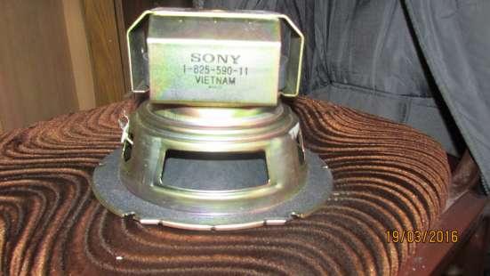 Сабвуферный динамик Sony