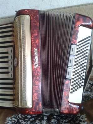 Продам немецкие аккордеоны, 3/4 и 4/4, б/у, в отличном состо в Красноярске Фото 1