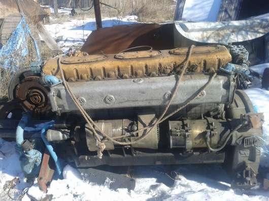 Продам двигатель 3Д6 в Братске Фото 3