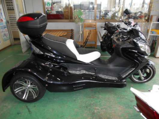 Трайк Viper Topnado 250 Trike мотоцикл