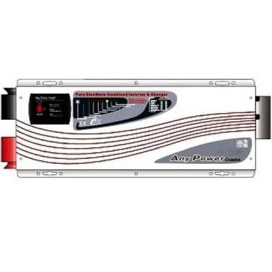 Инвертор напряжения 6000 Вт 48-220