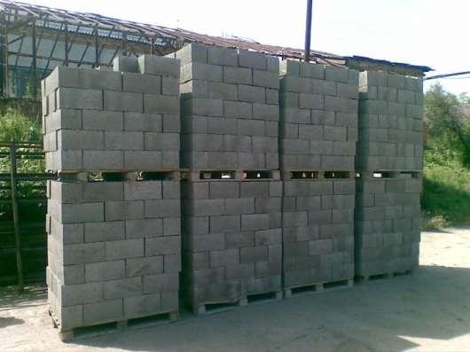 Пескоцементные блоки, пеноблоки цемент с завода в Люберцах