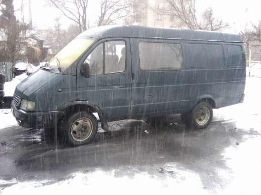 Продается газель грузопассажирская 2000г. хтс. двс-402 кпп-5