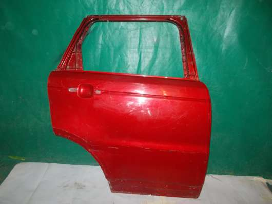 Land Rover Sport - Красная Оригинальный. Б/У