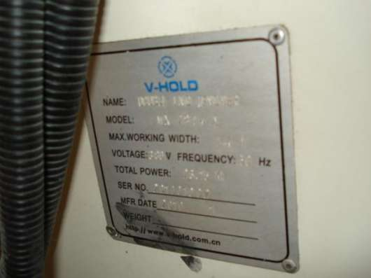 Двусторонний шипорезный станок V-HOLD MX 2614 A