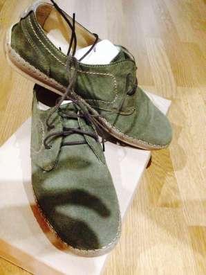Мужские туфли(макасины)