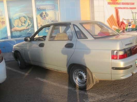 Продается автомашина ВАЗ 2110 в хорошем состянии