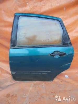 Дверь левая форд фокус 1