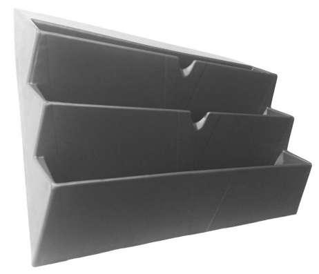 Фитомодуль 104х67 см, цвет - серый. Модульная система BOXSAN в Ставрополе Фото 1
