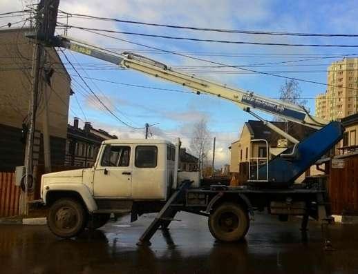 Услуг (аренда) автовышки 18м. Телескоп в Нижнем Новгороде Фото 2
