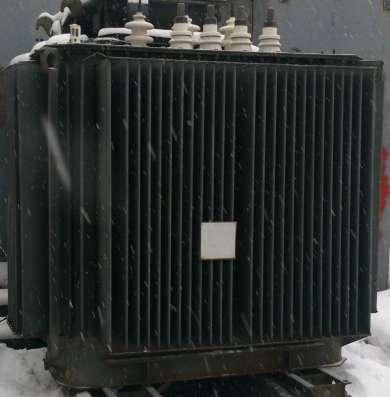 Трансформатор ТМГ 11-1000/6-ХЛ1